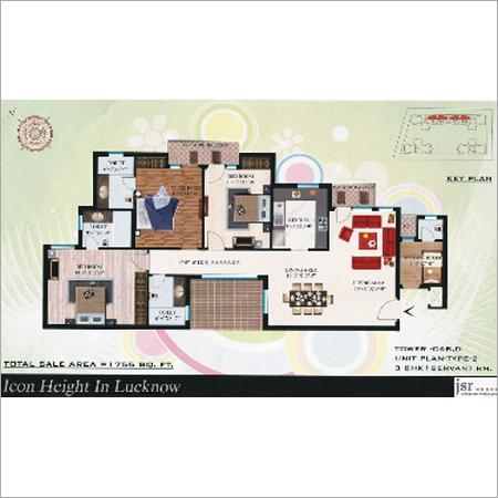 Luxury Apartment Icon Heights