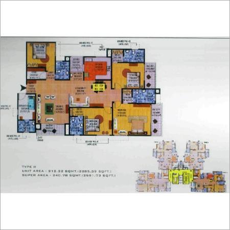 Apartment,  Villas