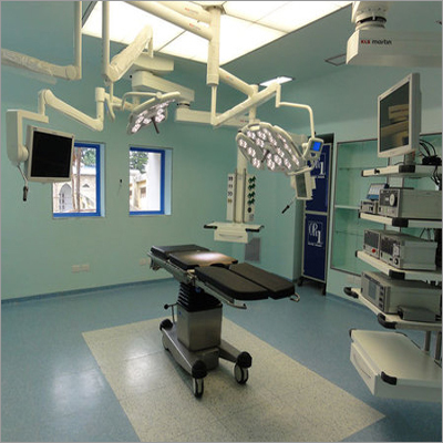 Modular Operation Theater Room