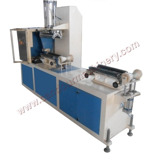 Pvc Pipe Cutting & Chamfering Machine