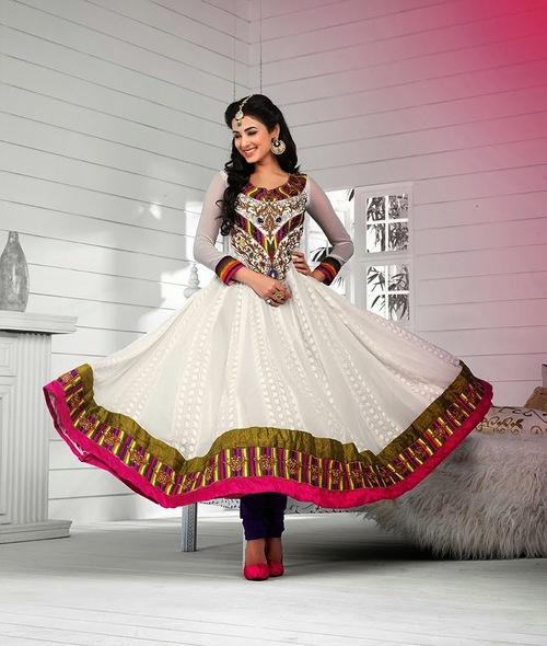 Fancy Anarkali Salwar Kameez