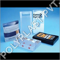 PP Plastic Cosmetic Cover