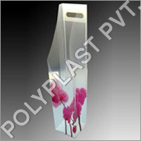 PP Plastic Perfume Packaging Boxes