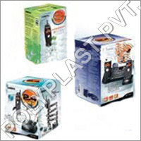 PP Plastic Packaging Boxes