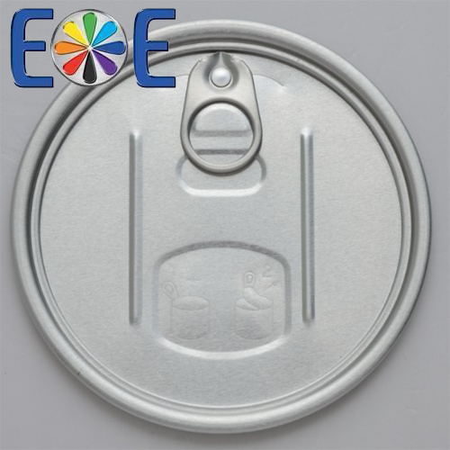 Aluminum easy open lid factory