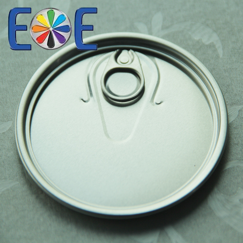 Aluminum easy open end