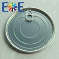 Tinplate can EZO/EOE