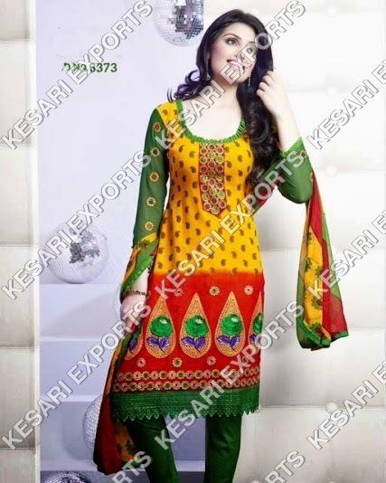 Stylish salwar suits