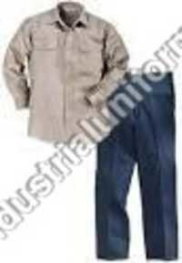 INDUSTRIAL WORK WEAR UNIFORMS