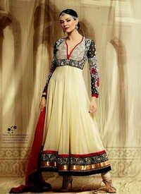 Indian Anarkali Churidar Suit