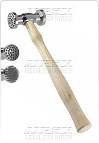 Texturing Hammer, Narrow Stripe / Dimples