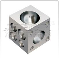 Dapping Steel Block 2.5
