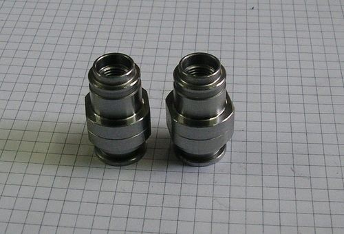 CNC Components for Hydraulics