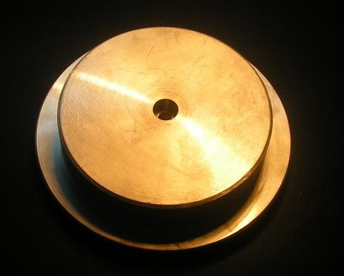 Precision Aluminium Disc