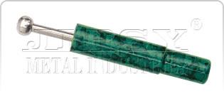 3/4/5 Prong Diamond Holder (Grip) Small Green