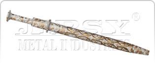 3/4/5 Prong Diamond Holder D. Cut White Gold Big