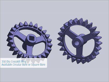 Crosskill Rollers