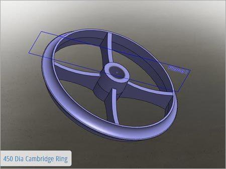 Cambridge Ring Rolls
