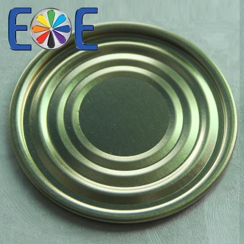 Tin Bottom lids
