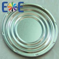 tinplate bottom lid