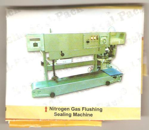 Nitrogen Gas Flushing Continuous Sealing Machine