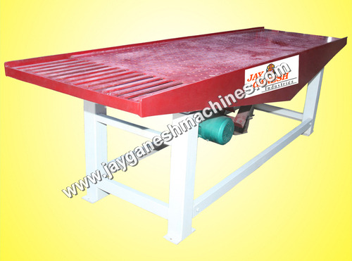 Vibrating Table for Paver Block Machine