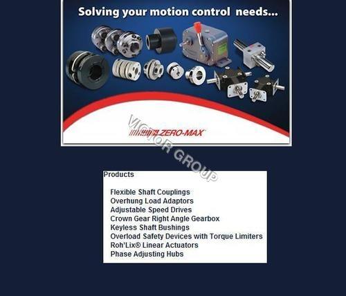 Servo Motor Couplings & Motion Control