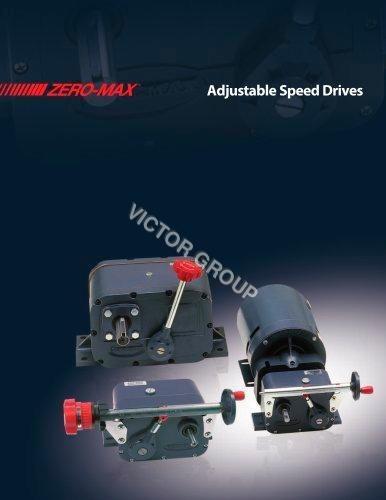 Variable Speed Drive- Zero-Max