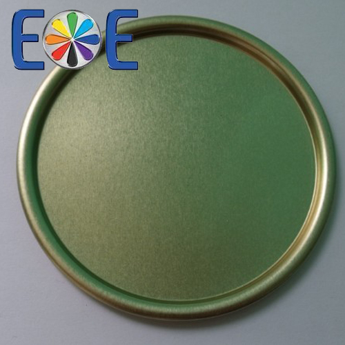 aluminum easy open bottom lid
