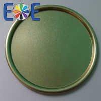 aluminum easy open bottom lid