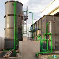 Food Processing Effluent Treatment Plant