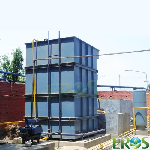 Building Sewage Treatment Plant