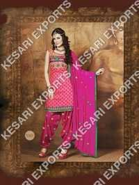 Chanderi Cotton Desinger Suits