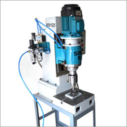 Automatic Spin Riveting Machine