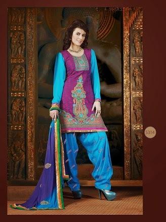 Latest Patiala Salwar Suits