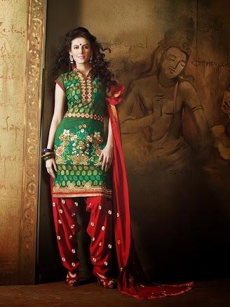 Patiyala Designer Suits