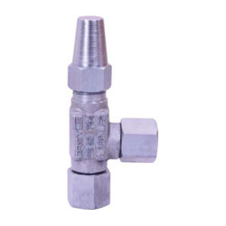 Ammonia Needle Valve