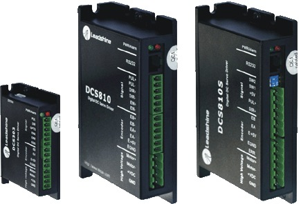 Brushed DC Servo Drives