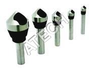 Zero Flute Countersink & Deburring Tool
