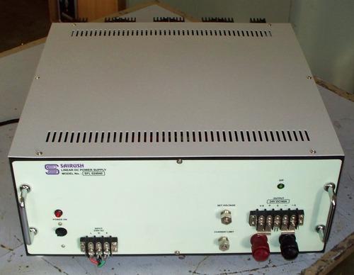Fixed O/P Linear DC Power Supply