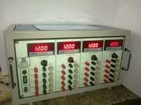 Multioutput DC Power Supply