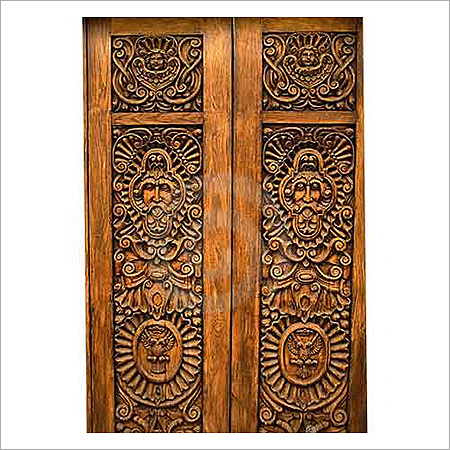 Wooden Carving Doors
