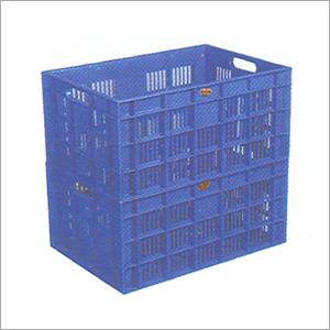 Light Weight Plastic Crates