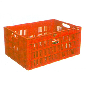 Plastic Fish Crates