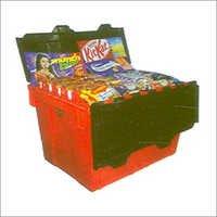Plastic Container Crates