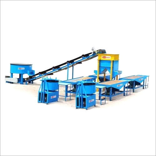 Parking Tiles Making Machine