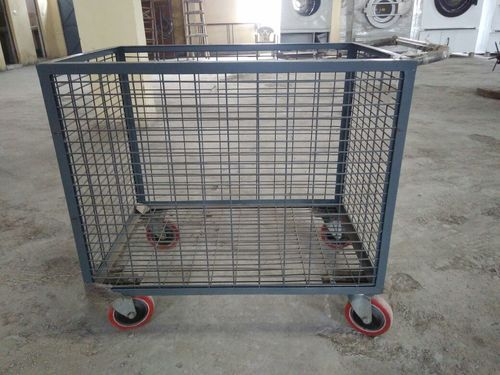 Laundry Linen Trolleys
