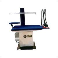 Vacuum Pressing Table With Built In Boiler