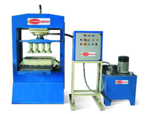 High Density Paver Block Machines
