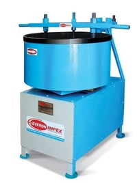Color Mixer Muller Machines